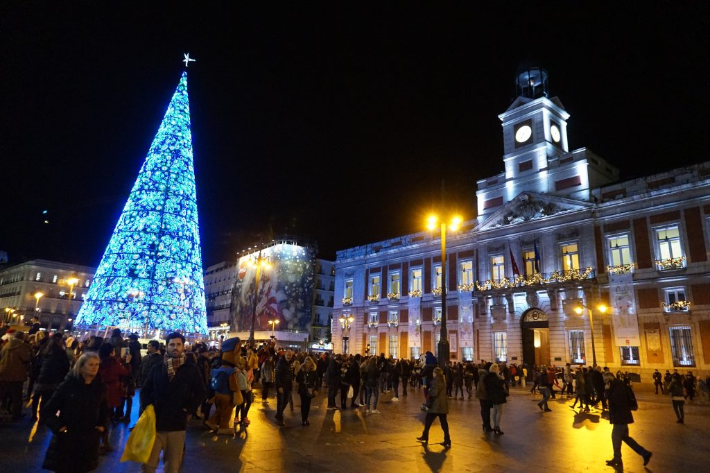 Christmas In Madrid The Top 4 Ways To Celebrate The